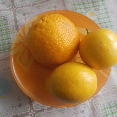 Фото рецепта - Варенье из тыквы с цитрусами и мёдом «Жёлтая сказка» - шаг 1