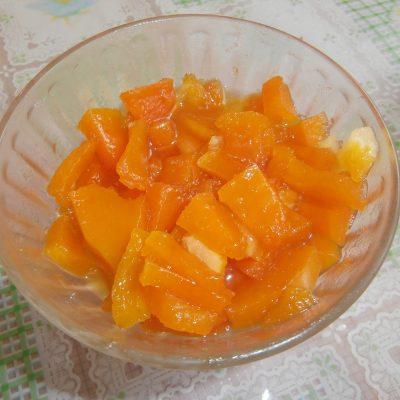 Варенье из тыквы с цитрусами и мёдом «Жёлтая сказка» - рецепт с фото