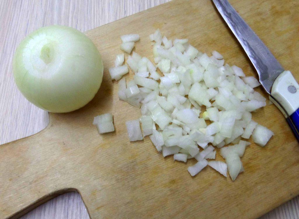 Фото рецепта - Манты со свининой и картошкой - шаг 4