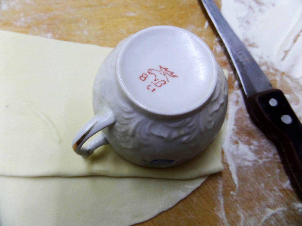 Фото рецепта - Манты со свининой и картошкой - шаг 8