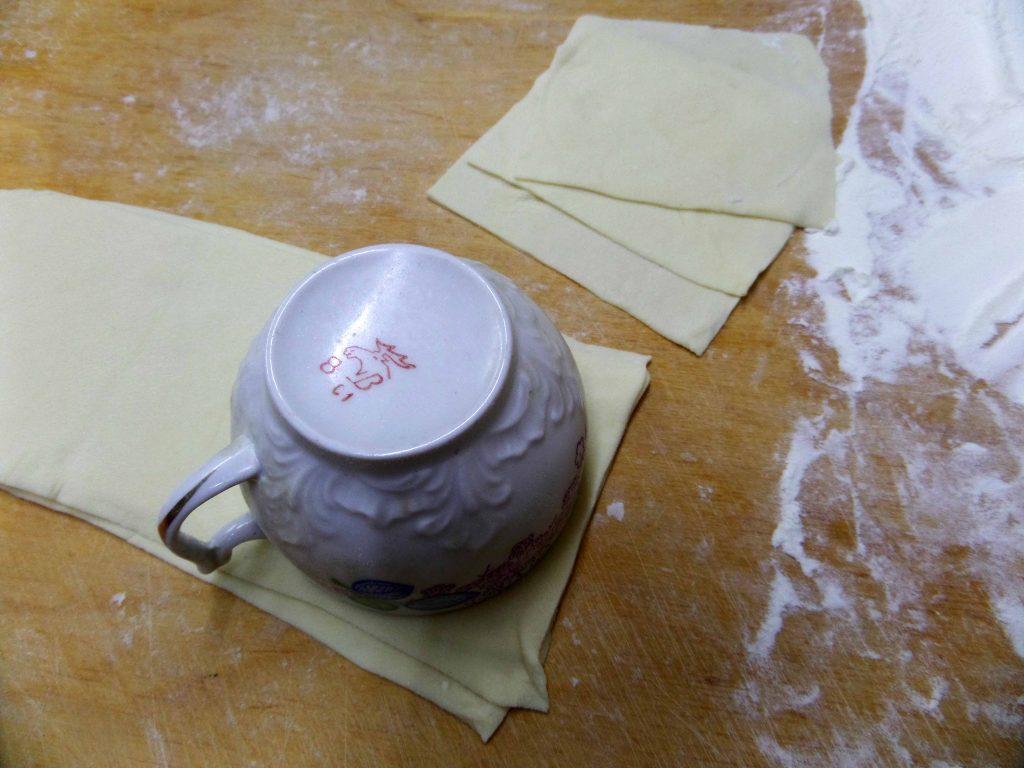 Фото рецепта - Манты со свининой и картошкой - шаг 9