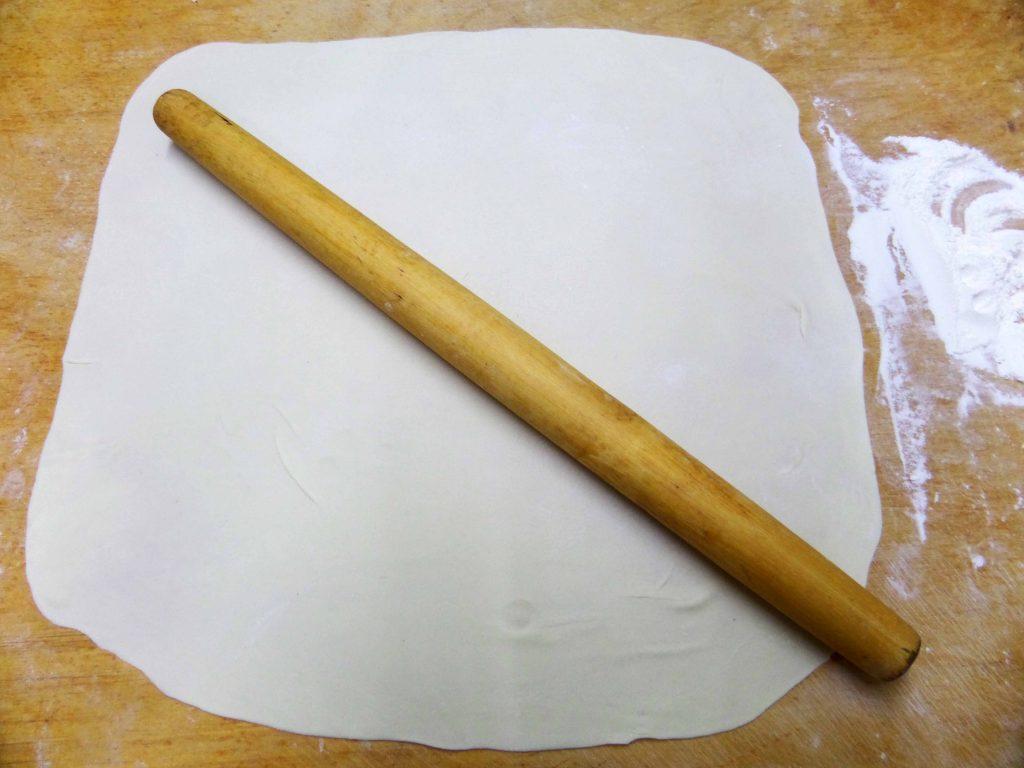 Фото рецепта - Манты со свининой и картошкой - шаг 7