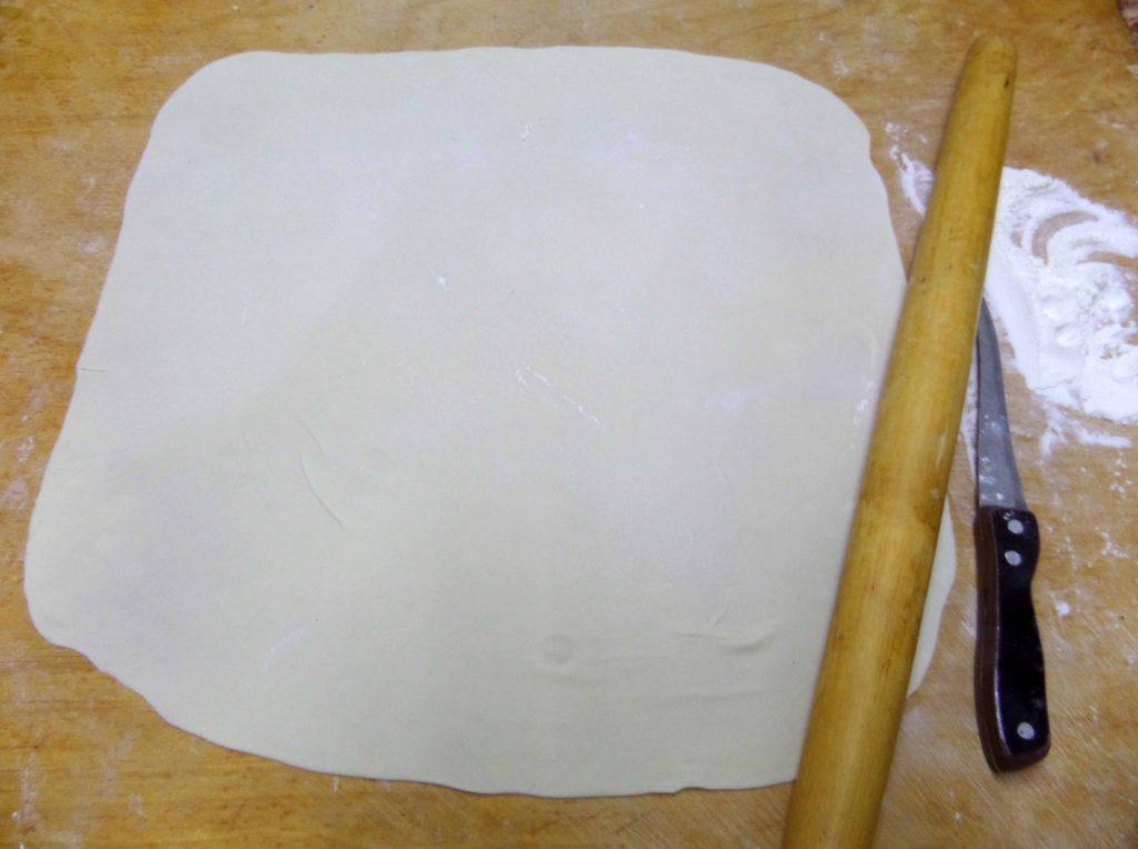 Фото рецепта - Тыква в тесте на пару - шаг 7