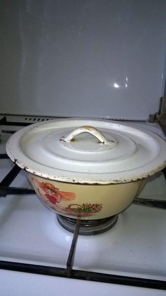 Фото рецепта - Вкуснейшая пшеничная каша для гарнира - шаг 4