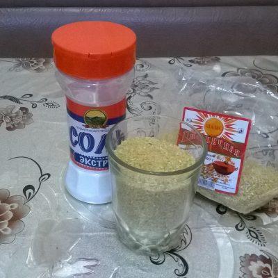 Фото рецепта - Вкуснейшая пшеничная каша для гарнира - шаг 1