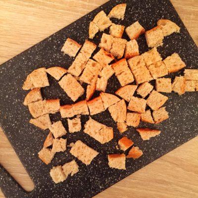 Фото рецепта - Ароматный крем-суп из тыквы - шаг 11