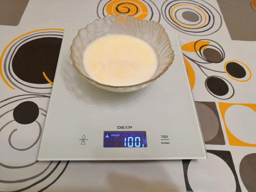 Фото рецепта - Ароматный диетический десерт с бананом - шаг 1