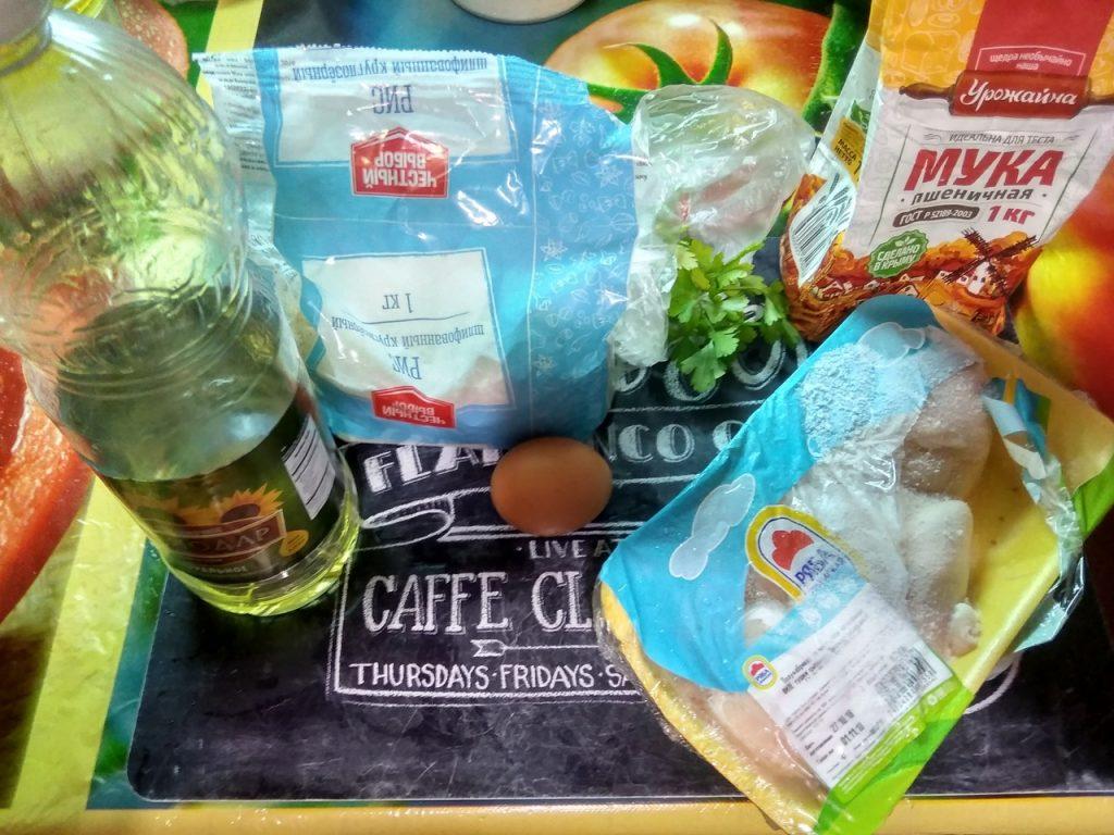 Фото рецепта - Легкие котлетки из куриного филе с рисом - шаг 1