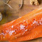 Форель соленая – простой рецепт засолки