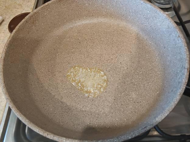 Фото рецепта - Французкий омлет - шаг 2