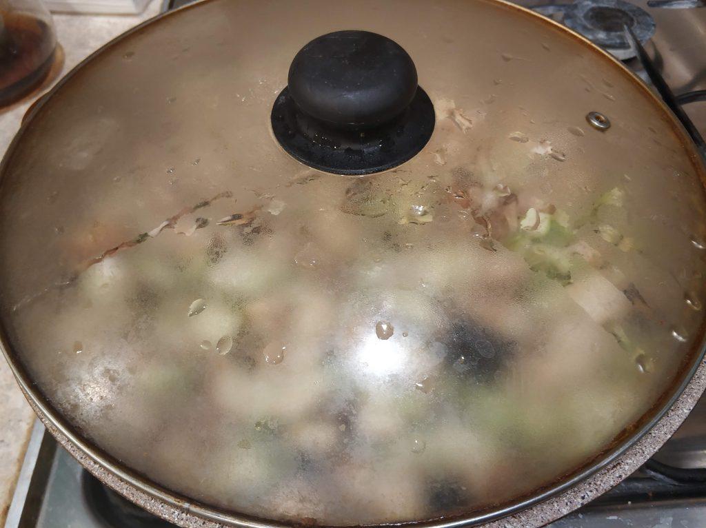 Фото рецепта - Овощное рагу за 15 минут - шаг 6