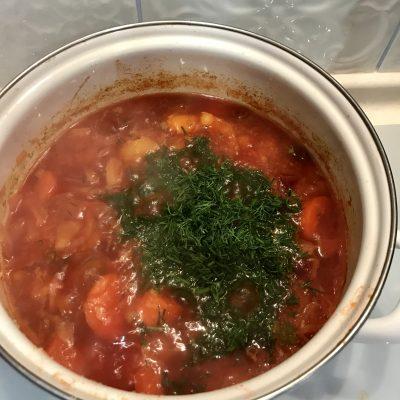 Фото рецепта - Овощное рагу из детства - шаг 10