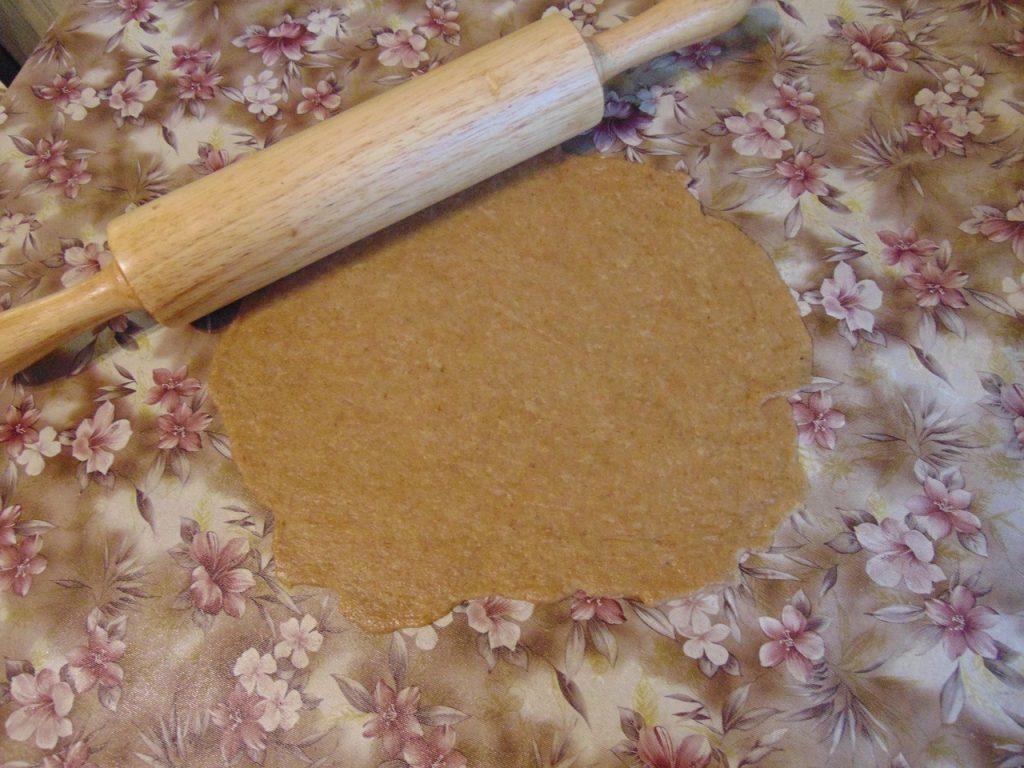 Фото рецепта - Крекерное печенье - шаг 3