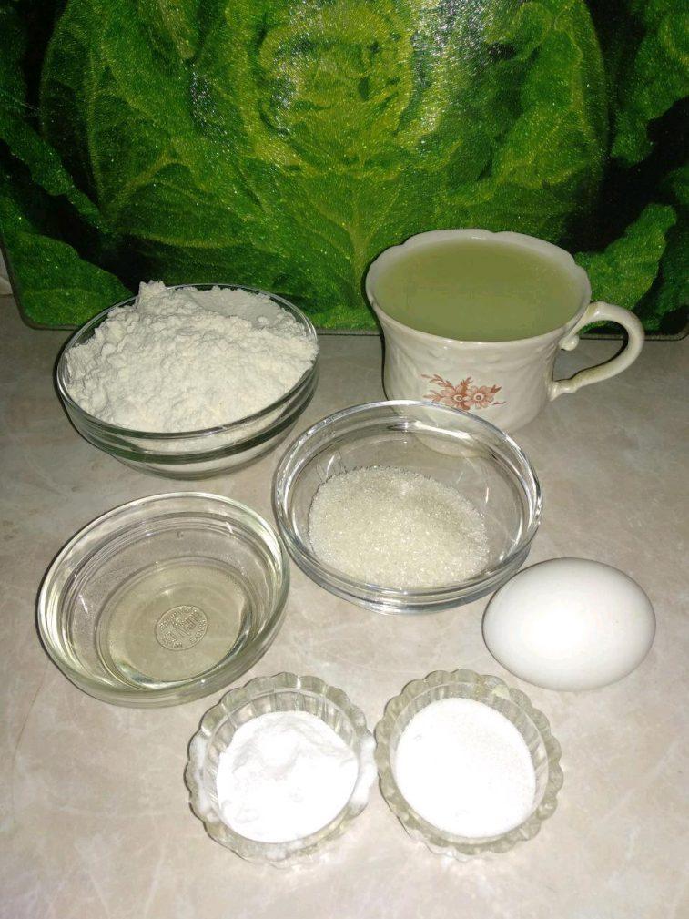 Фото рецепта - Пышные оладьи (классические) - шаг 1