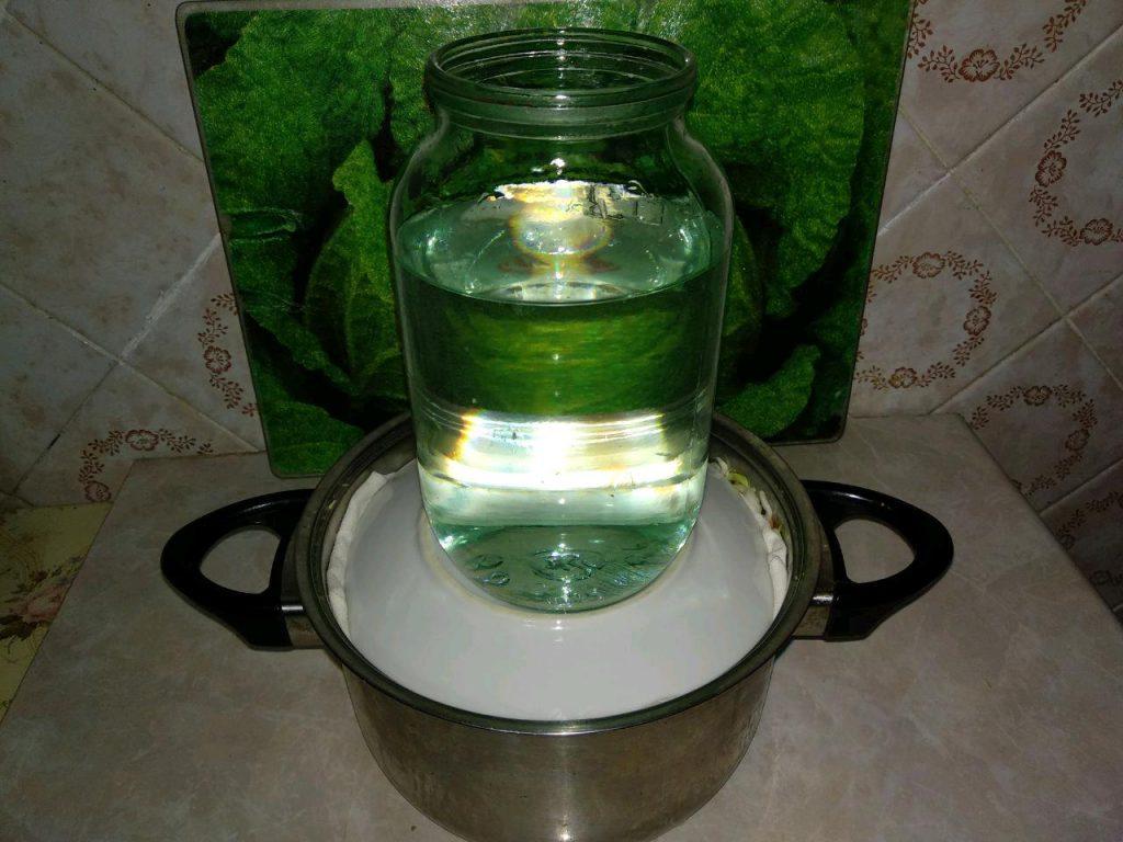 Фото рецепта - Квашеная капуста (классическая) - шаг 3