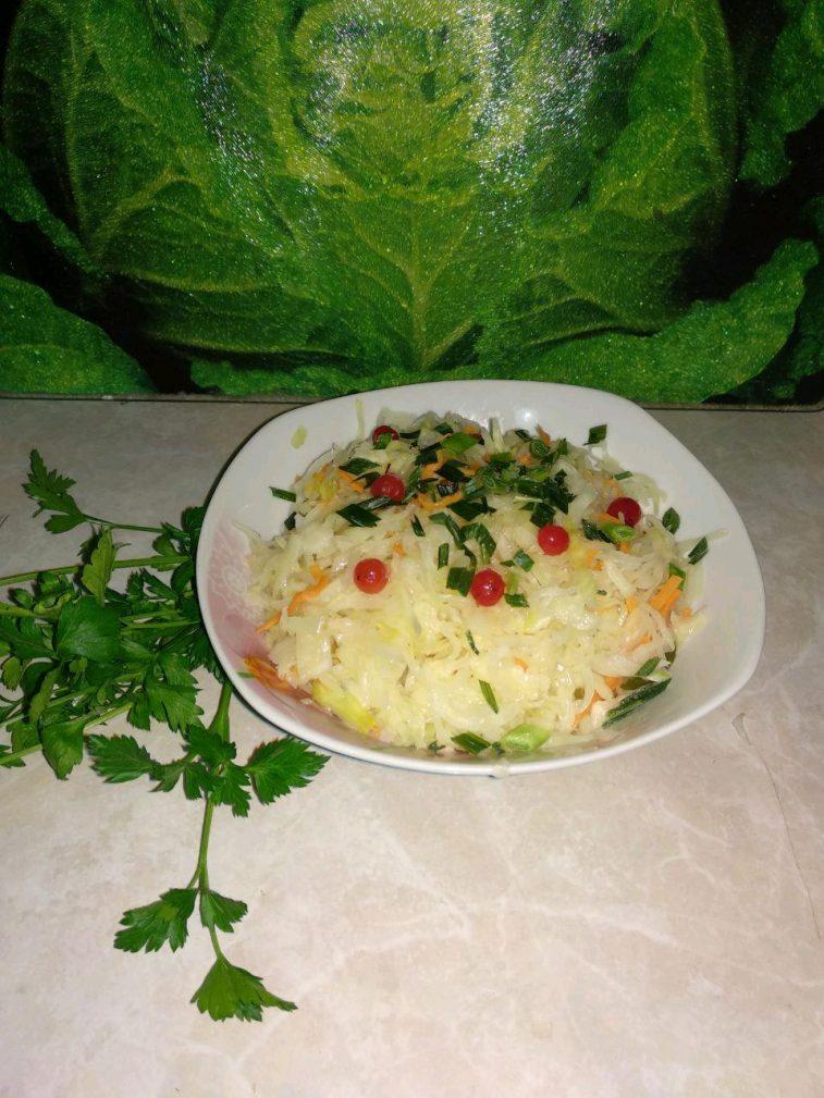 Фото рецепта - Квашеная капуста (классическая) - шаг 5