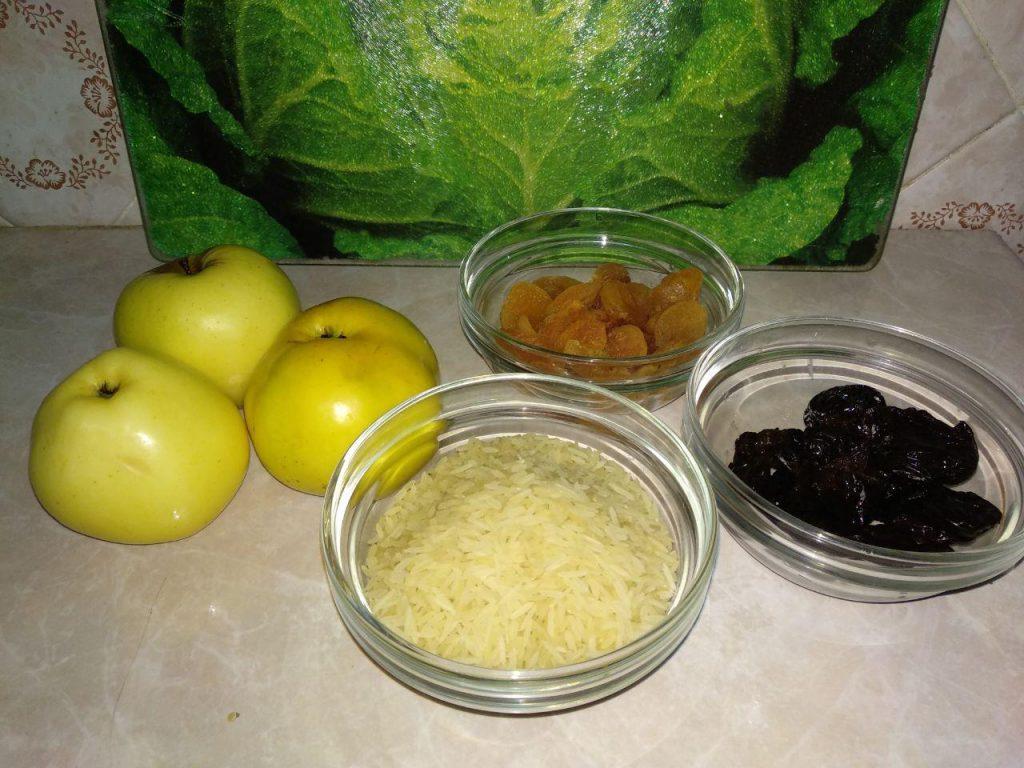 Фото рецепта - Фаршированная утка в духовке - шаг 4