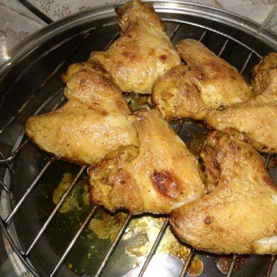 Фото рецепта - Куриные крылья в маринаде (в аэрогриле) - шаг 5