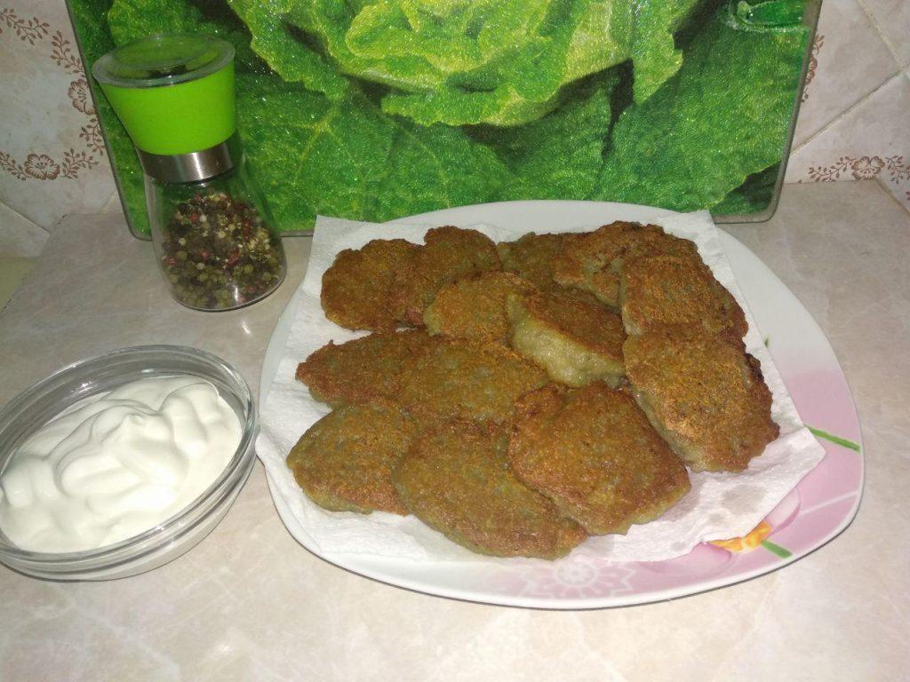 Фото рецепта - Драники, деруны, картофленники к завтраку - шаг 4