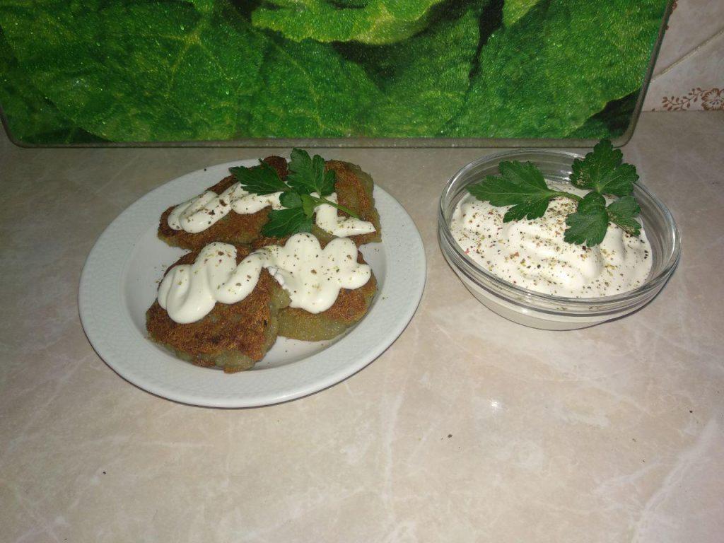 Фото рецепта - Драники, деруны, картофленники к завтраку - шаг 5