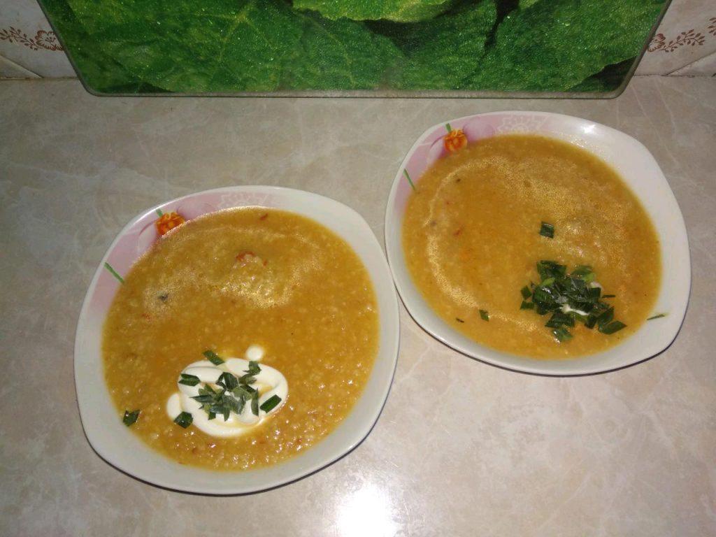 Фото рецепта - Капустняк с квашеной капустой (щи) - шаг 4