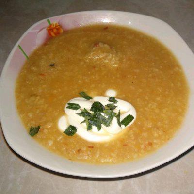 Капустняк с квашеной капустой (щи) - рецепт с фото