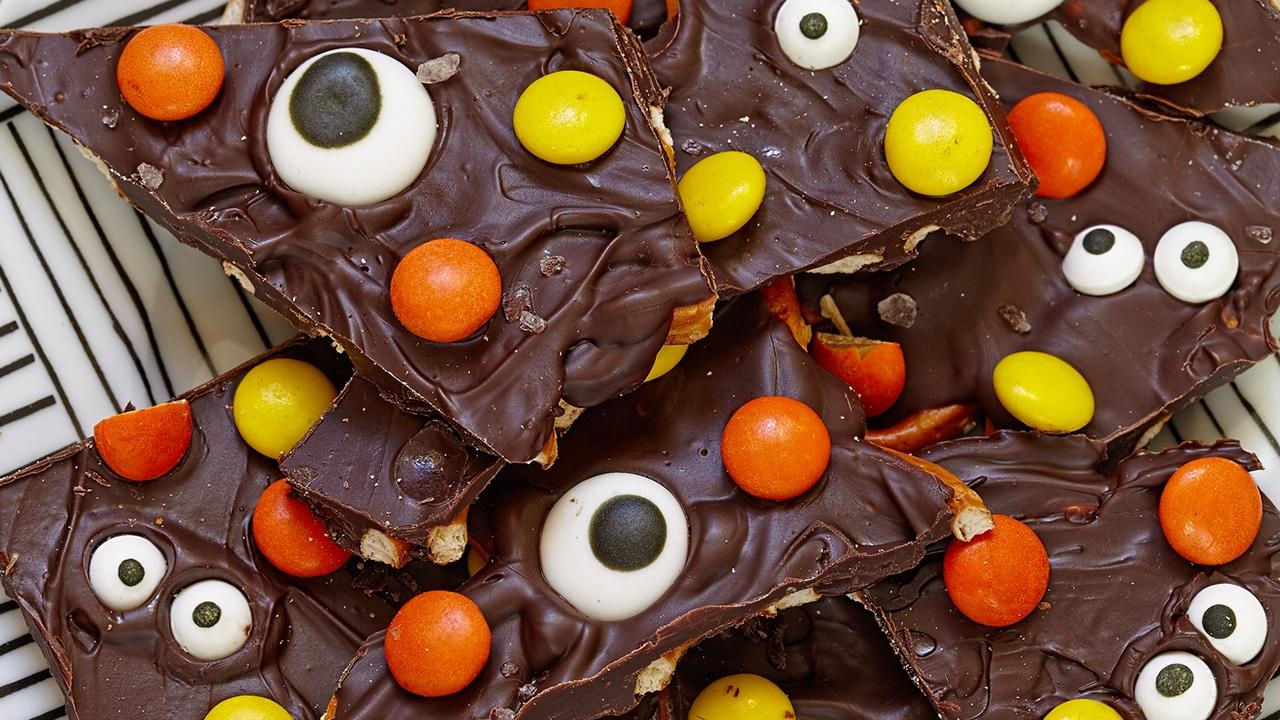 Шоколадные конфеты «Монстры в ночи»