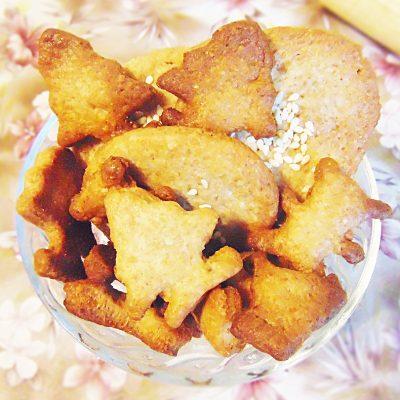 Крекерное печенье - рецепт с фото