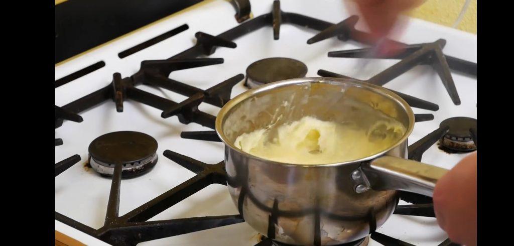 Фото рецепта - Закуска — Снеки (на молоке) - шаг 3
