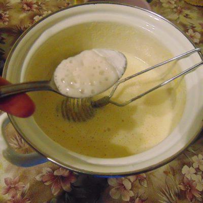 Фото рецепта - Шоколадный манник с маком - шаг 1