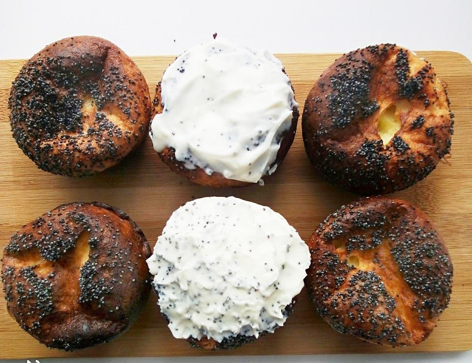 Сырники в духовке с маком и Маскарпоне
