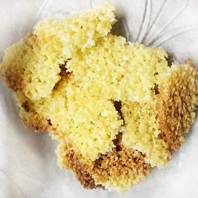 Простейшее кокосовое печенье - рецепт с фото