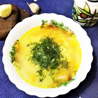 Постный рисовый суп - рецепт с фото
