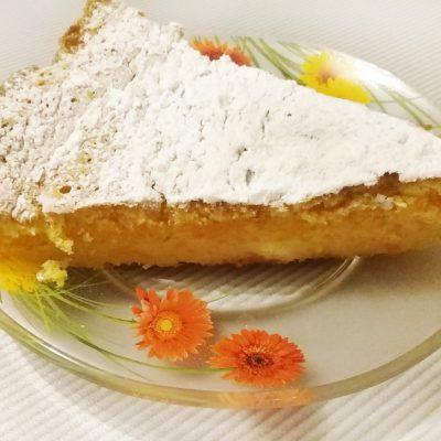 Тыквенный пирог - рецепт с фото