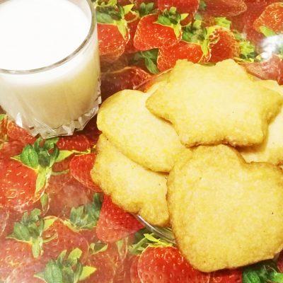Рассыпчатое печенье без яиц - рецепт с фото