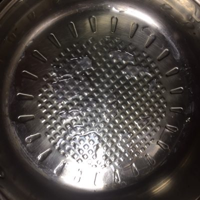 Фото рецепта - Омлет со шпинатом и черри - шаг 2