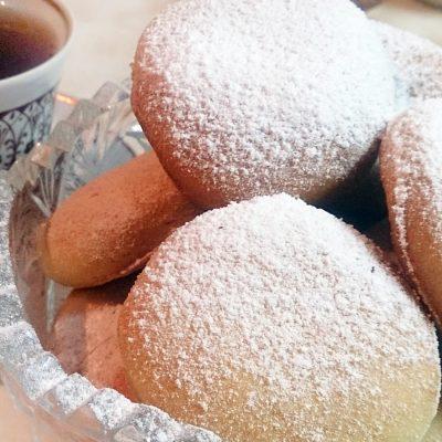 Печенье на сыворотке - рецепт с фото