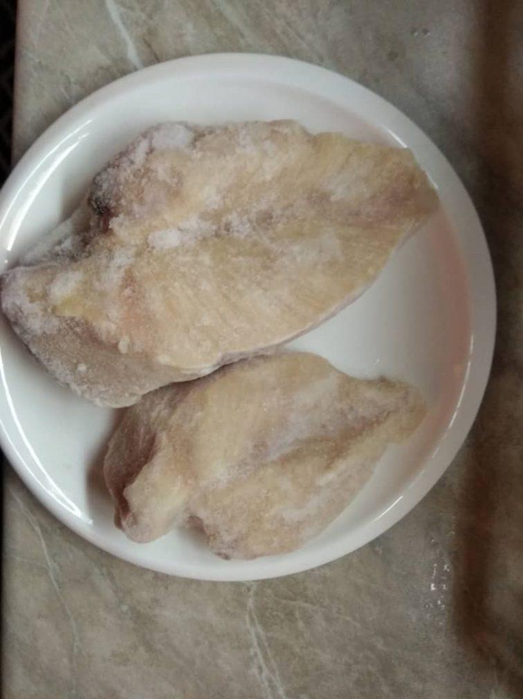 Фото рецепта - Куриное филе на гриле - шаг 1