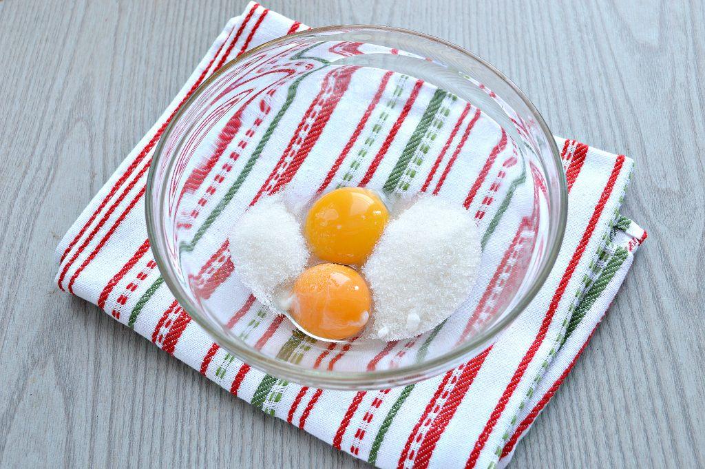 Фото рецепта - Домашнее печенье из песочного теста - шаг 1