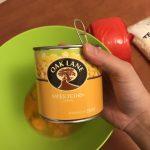 Фото рецепта - Нежный сырный омлет с кукурузой и творогом - шаг 1