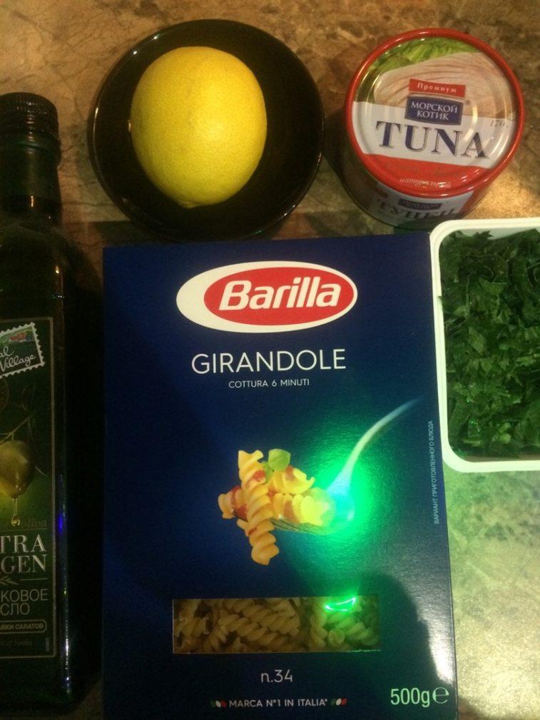 Фото рецепта - Самая вкусная паста – макароны с тунцом - шаг 1