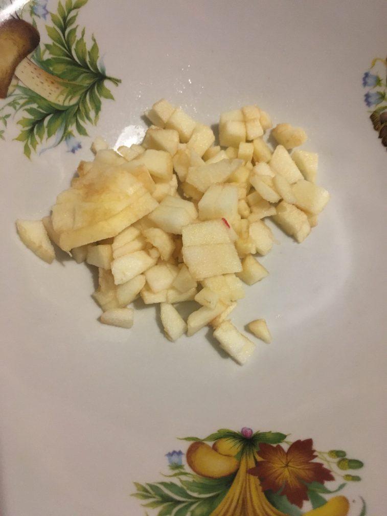 Фото рецепта - Винегрет с фасолью и квашеной капустой - шаг 2