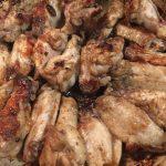 Фото рецепта - Крылышки «Барбекю» в маринаде на сковороде - шаг 2