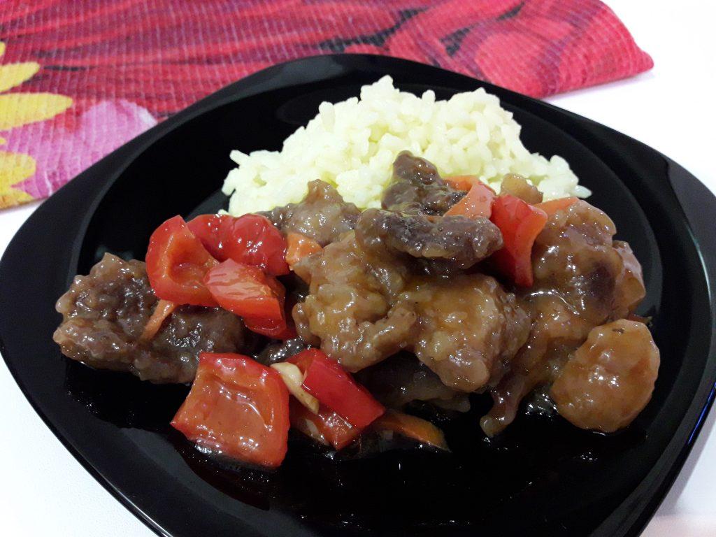 Фото рецепта - Габаджоу из свинины - шаг 9