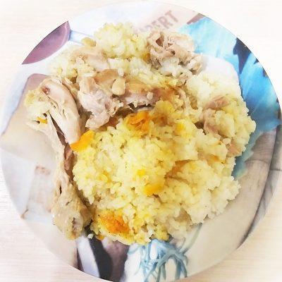 Рецепт плова с курицей - рецепт с фото