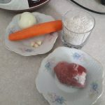 Фото рецепта - Плов с овощами в мультиварке - шаг 1