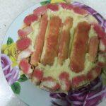 Фото рецепта - Торт который не нужно печь (Тирамису) - шаг 4