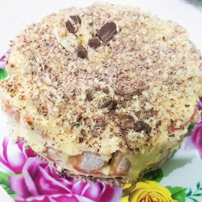 Торт который не нужно печь (Тирамису) - рецепт с фото