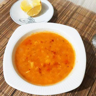 Похлебка из чечевицы - рецепт с фото