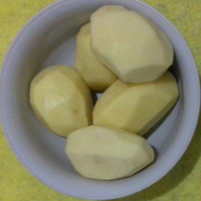 Фото рецепта - Картофельный суп с говядиной - шаг 1